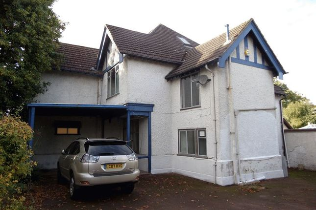 Thumbnail Detached house to rent in Plough Lane, Purley