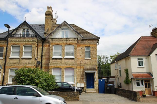 Thumbnail Flat for sale in Chase Green Avenue, Enfield