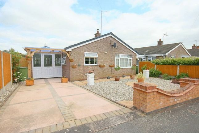 2 bed detached bungalow for sale in Jasmine Road, Great Bridgeford, Stafford, Staffordshire