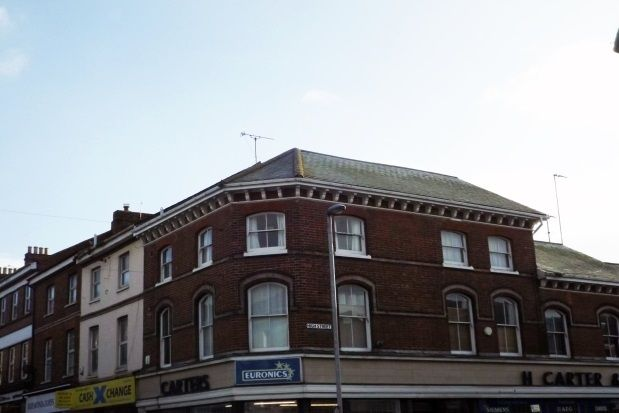 Thumbnail Flat to rent in Tailors Court, Manchester Street, Exmouth