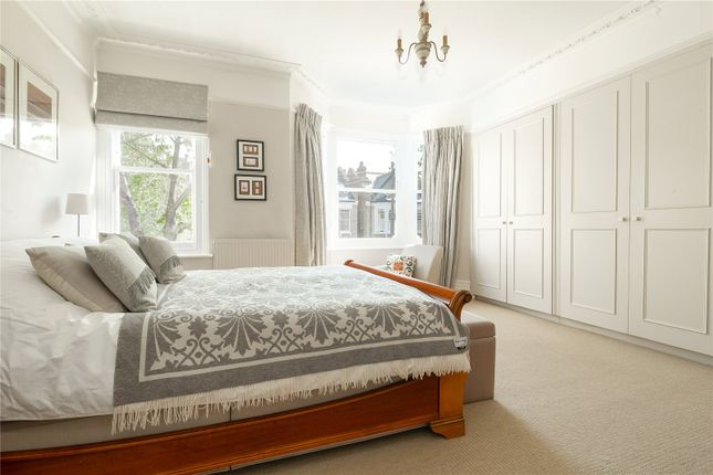 Master Bedroom of St. Marys Grove, Grove Park, Chiswick, London W4