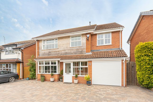 5 bed detached house for sale in Balsall Street East, Balsall Common CV7