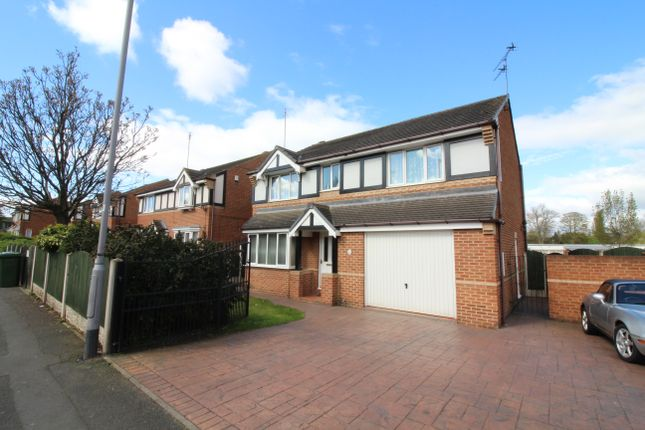 Thumbnail Detached house for sale in Grove Terrace, Hemsworth, Pontefract