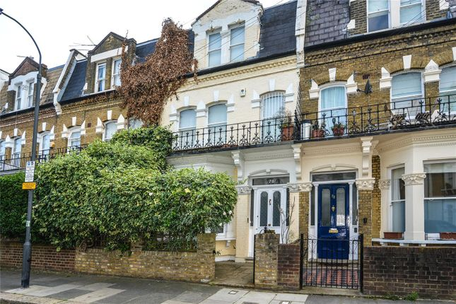 5 bed terraced house for sale in Chesilton Road, London SW6