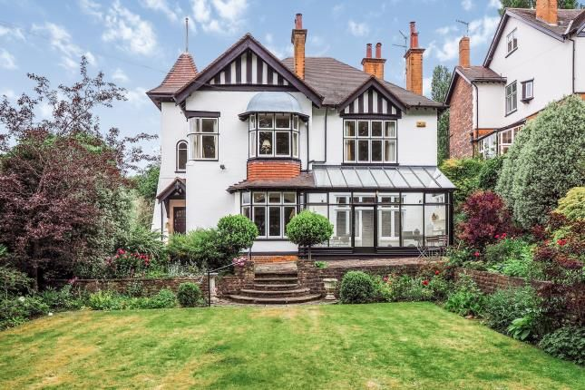 Thumbnail Detached house for sale in Richmond Drive, Nottingham, Nottinghamshire