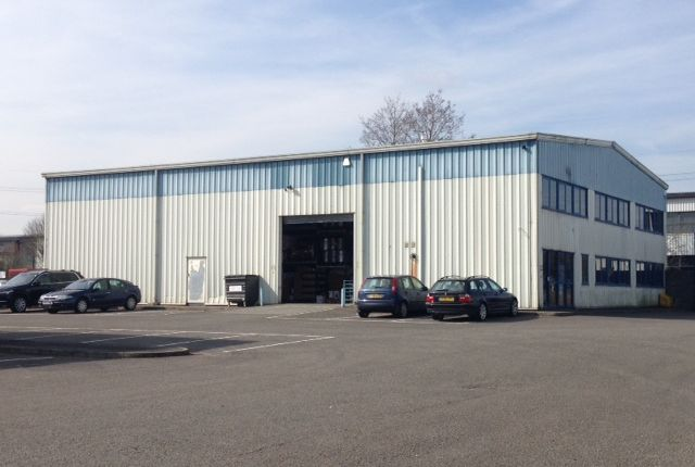 Light industrial to let in Vincients Road, Bumpers Farm Industrial Estate, Chippenham