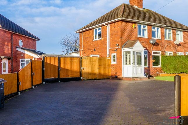 Thumbnail Semi-detached house to rent in Fernhill Grove, Kingstanding, Birmingham