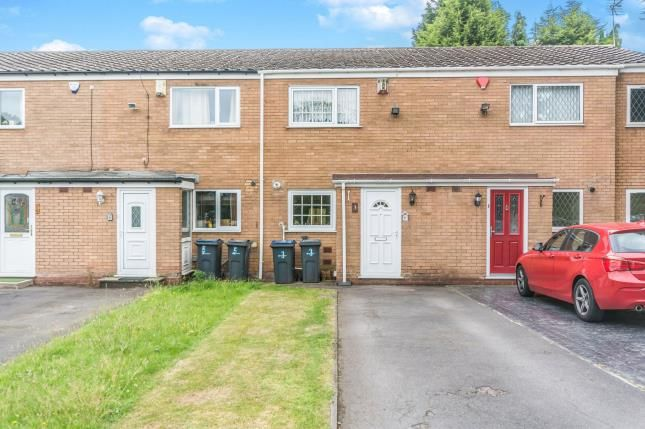Thumbnail Terraced house for sale in Dobbs Mill Close, Selly Park, Birmingham, West Midlands
