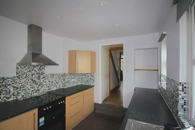 Thumbnail Terraced house to rent in Wyndham Road, Pontcanna