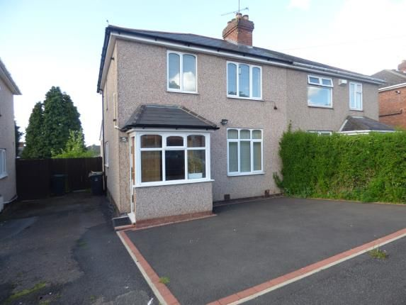 Thumbnail Semi-detached house for sale in The Crescent, Keresley End, Coventry, Warwickshire