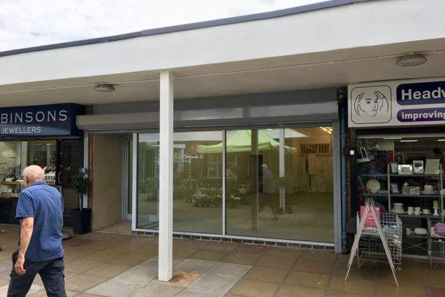 Thumbnail Retail premises to let in Unit 5, Magna Shopping Centre, The Arcade, Wigston