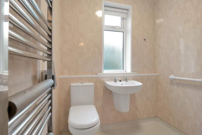 Shower Room/Wet Room