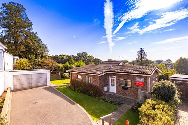 4 bed detached bungalow for sale in Ravensmere, Epping CM16