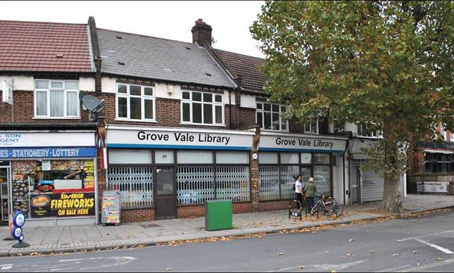 Thumbnail Commercial property for sale in 25-27 Grove Vale, East Dulwich, London