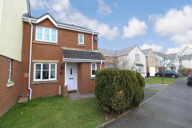 Thumbnail End terrace house for sale in Lakeside Way, Nantyglo, Ebbw Vale