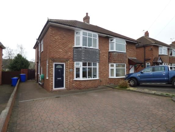 Thumbnail Semi-detached house for sale in Clay Street, Burton On Trent, Staffordshire