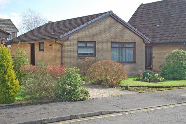 Thumbnail Detached bungalow for sale in Robert Bruce Court, Larbert