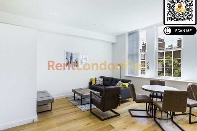 Thumbnail Flat to rent in Esther Anne Place, London