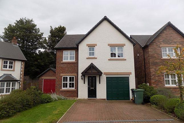 Thumbnail Detached house to rent in Edmondson Close, Brampton