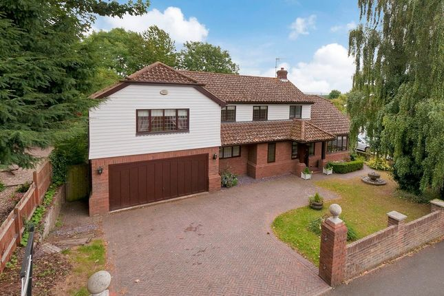 Thumbnail Detached house for sale in The Street, Detling, Maidstone