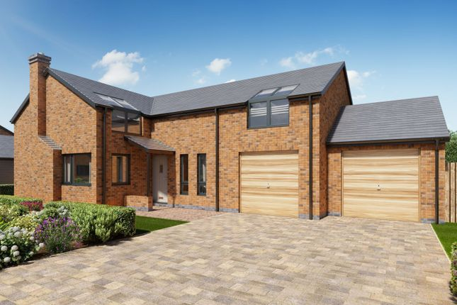Thumbnail Detached house for sale in Plot 6 Course Lane, Newburgh