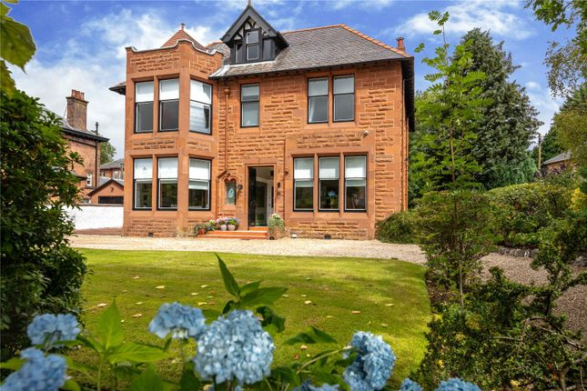 Thumbnail Detached house for sale in Monreith Road, Glasgow