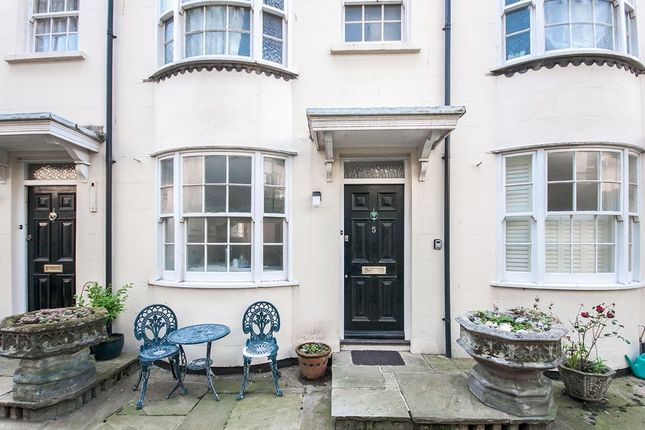 Thumbnail Terraced house to rent in Dolphin Mews, Brighton