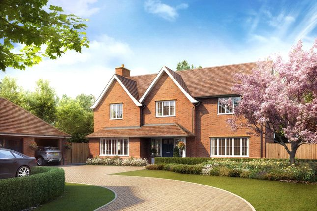 Thumbnail Detached house for sale in Kensington, Crown Gardens, Crown Lane, Farnham Royal