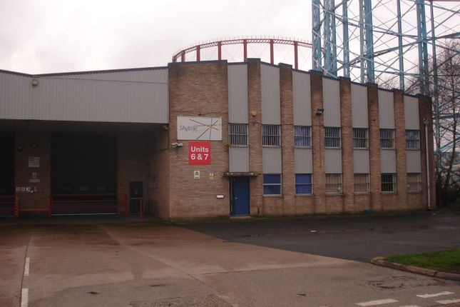 Thumbnail Industrial to let in Windsor Industrial Estate, Rupert Street, Nechells, Birmingham