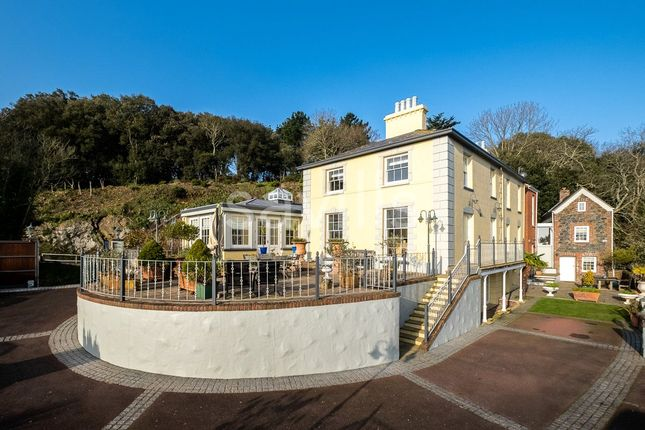 Thumbnail Property for sale in Le Mont Felard, St. Lawrence, Jersey