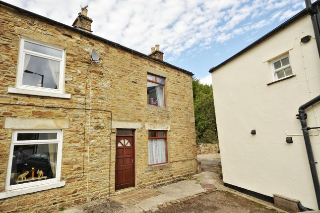 Thumbnail End terrace house for sale in Front Street, Wearhead, Bishop Auckland