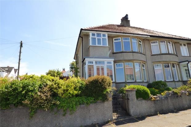 Thumbnail Semi-detached house for sale in Knowlys Drive, Heysham, Morecambe