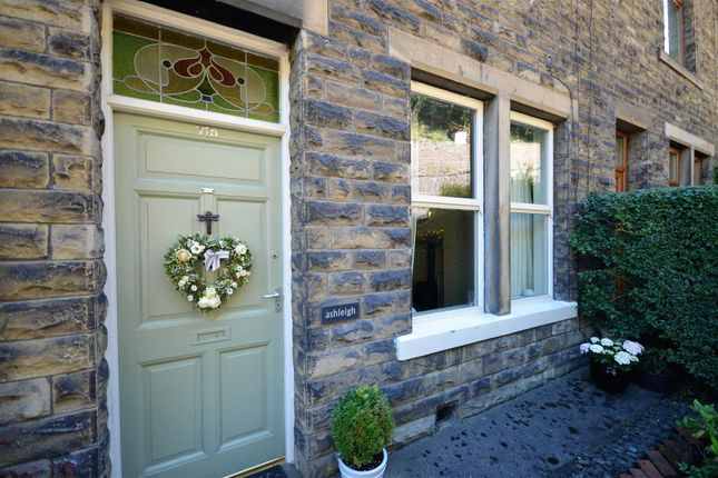 Thumbnail Terraced house for sale in Ashleigh, 710 Halifax Road, Todmorden