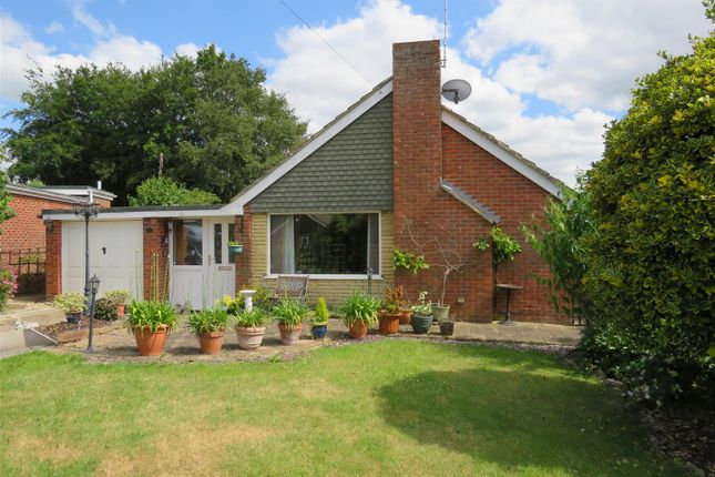 Thumbnail Detached bungalow for sale in Pollen Close, Figheldean, Salisbury