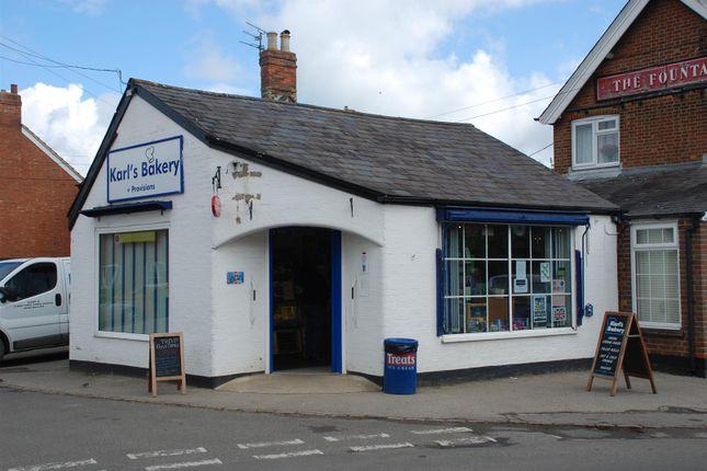 Bakery of North End Road, Steeple Claydon, Buckingham, Buckinghamshire MK18