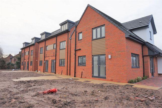 New Build Weston Grove Chester