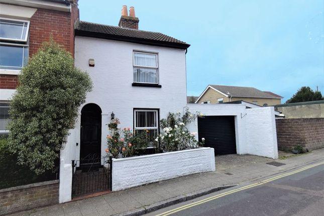 Thumbnail Cottage for sale in Little Lane, Alverstoke, Gosport