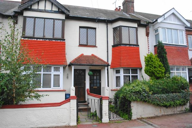 Thumbnail Maisonette for sale in Leigham Court Drive, Leigh-On-Sea