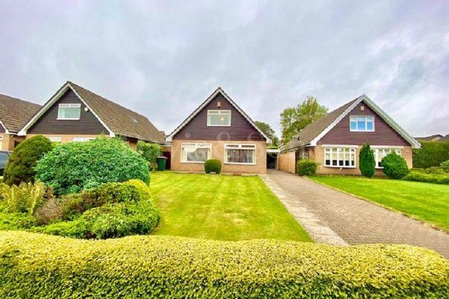Thumbnail Detached bungalow for sale in Pentre-Poeth Close, Bassaleg, Newport.