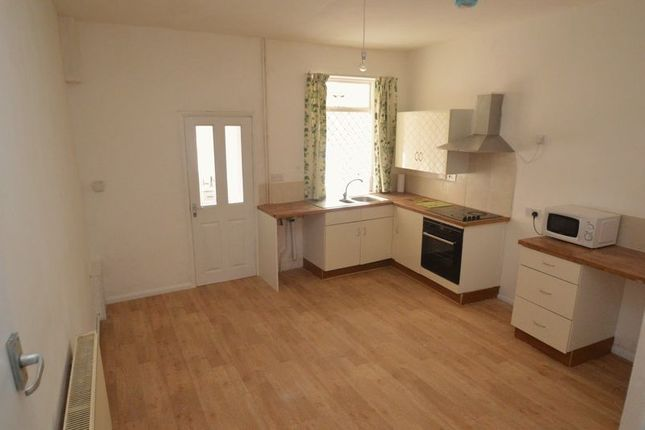 Thumbnail Terraced house to rent in Patchwork Row, Shirebrook, Mansfield