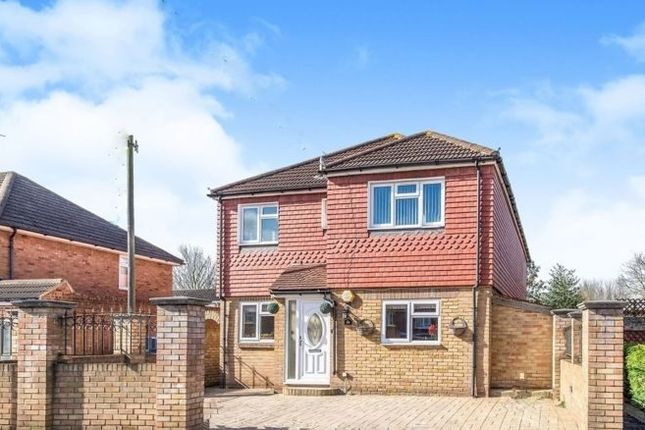 Thumbnail Detached house for sale in Cooling Road, Rochester