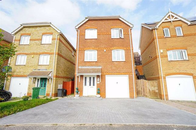 3 bed detached house for sale in Coxheath Close, St. Leonards-On-Sea, East Sussex TN38