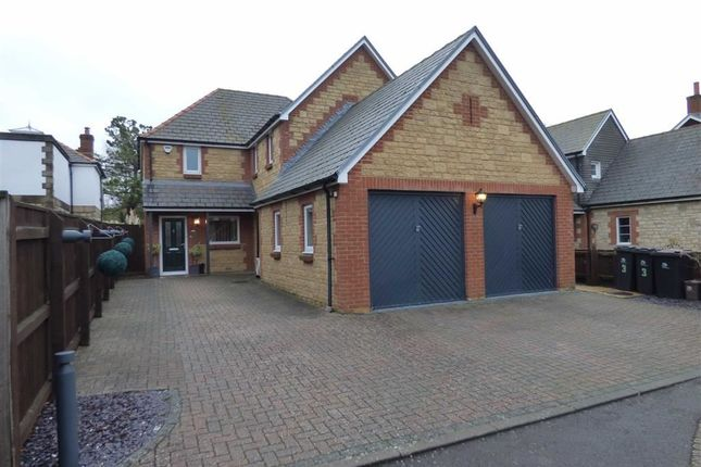 Thumbnail Detached house for sale in Hillfield Close, Dorchester Road, Weymouth