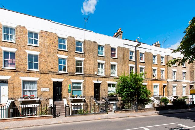 Thumbnail Terraced house to rent in St Pauls Road, London, Islington