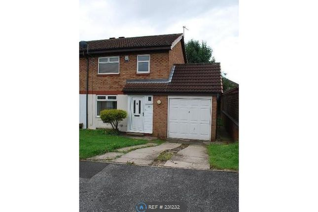 Thumbnail Semi-detached house to rent in Meadow Croft, Wakefield