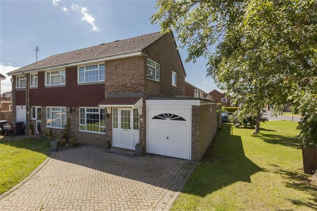 3 bed semi-detached house for sale in Anglesey Avenue, Hailsham