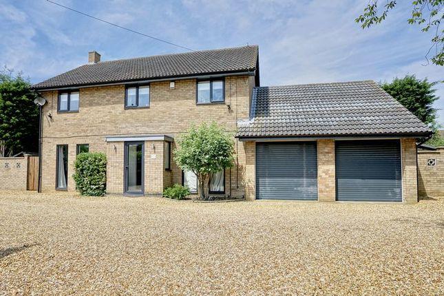 Thumbnail Detached house for sale in Kings Ripton Road, Sapley, Huntingdon, Cambridgeshire.