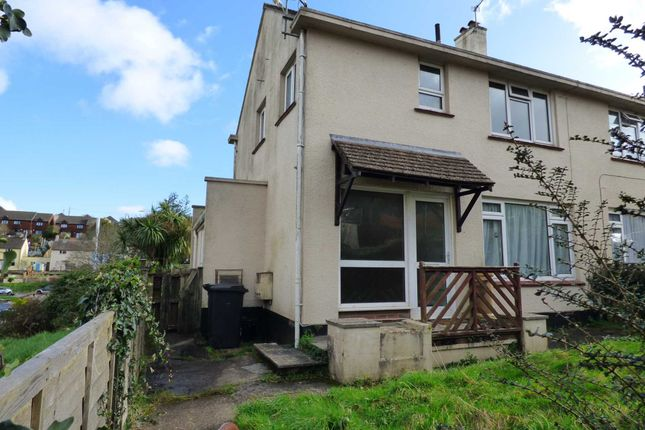 3 bed semi-detached house for sale in Spencer Road, Paignton