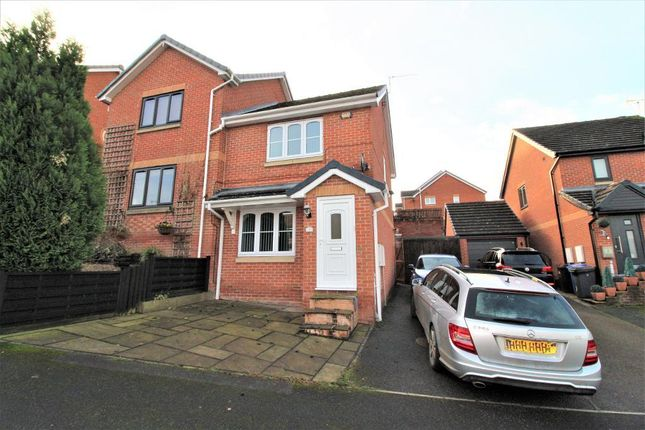 2 bed semi-detached house for sale in Rookery Bank, Deepcar, Sheffield, South Yorkshire S36