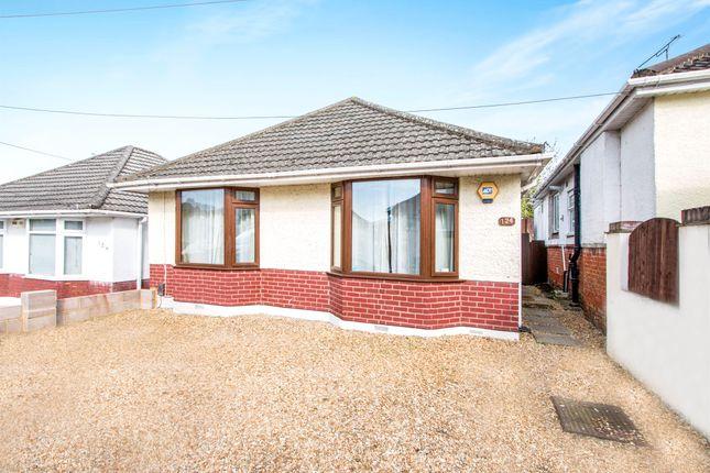 Thumbnail Detached bungalow for sale in Victoria Road, Parkstone, Poole
